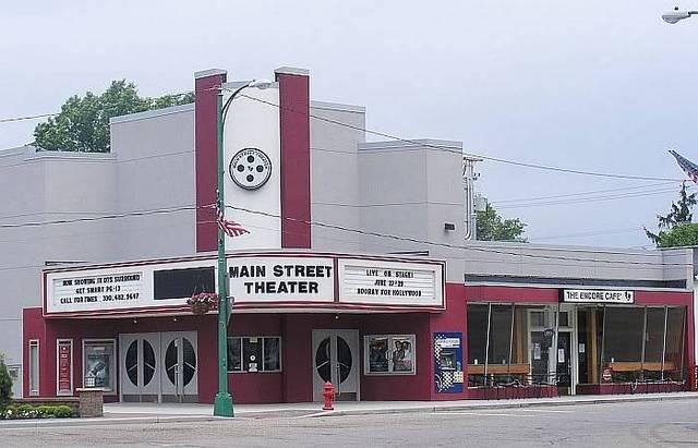 Image of the Auditorium – 7:00 PM Showing event area
