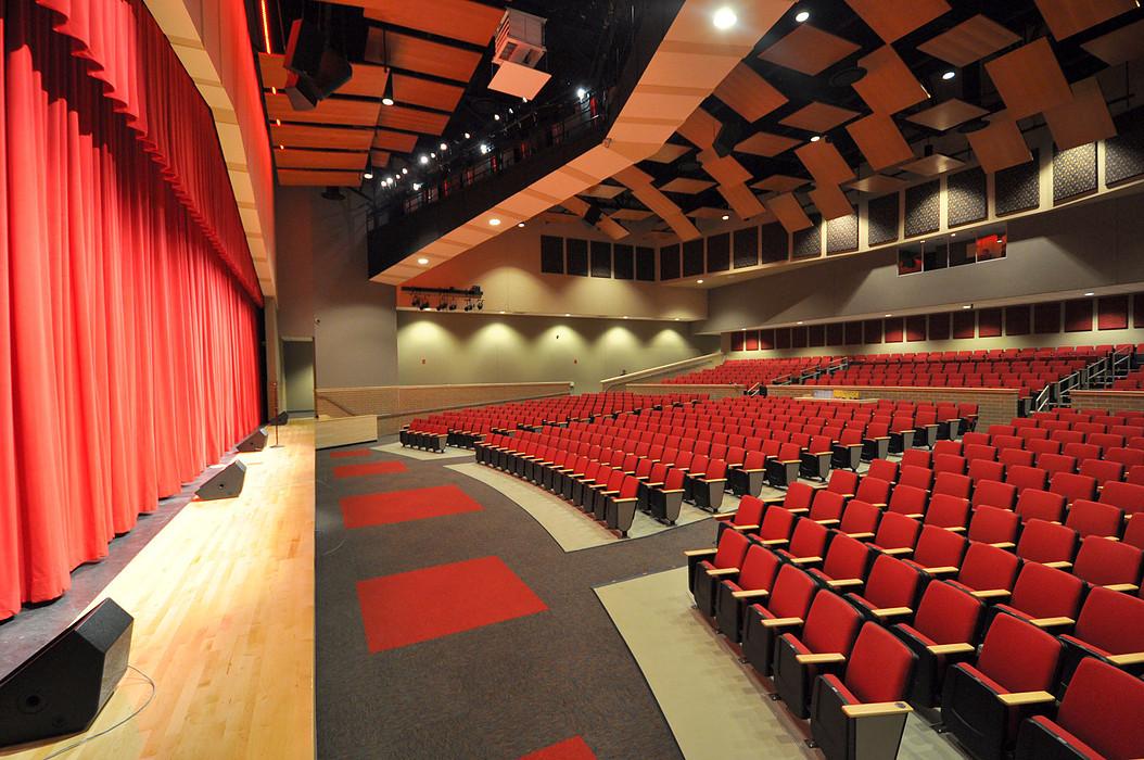 Image of the Auditorium – BLHS event area