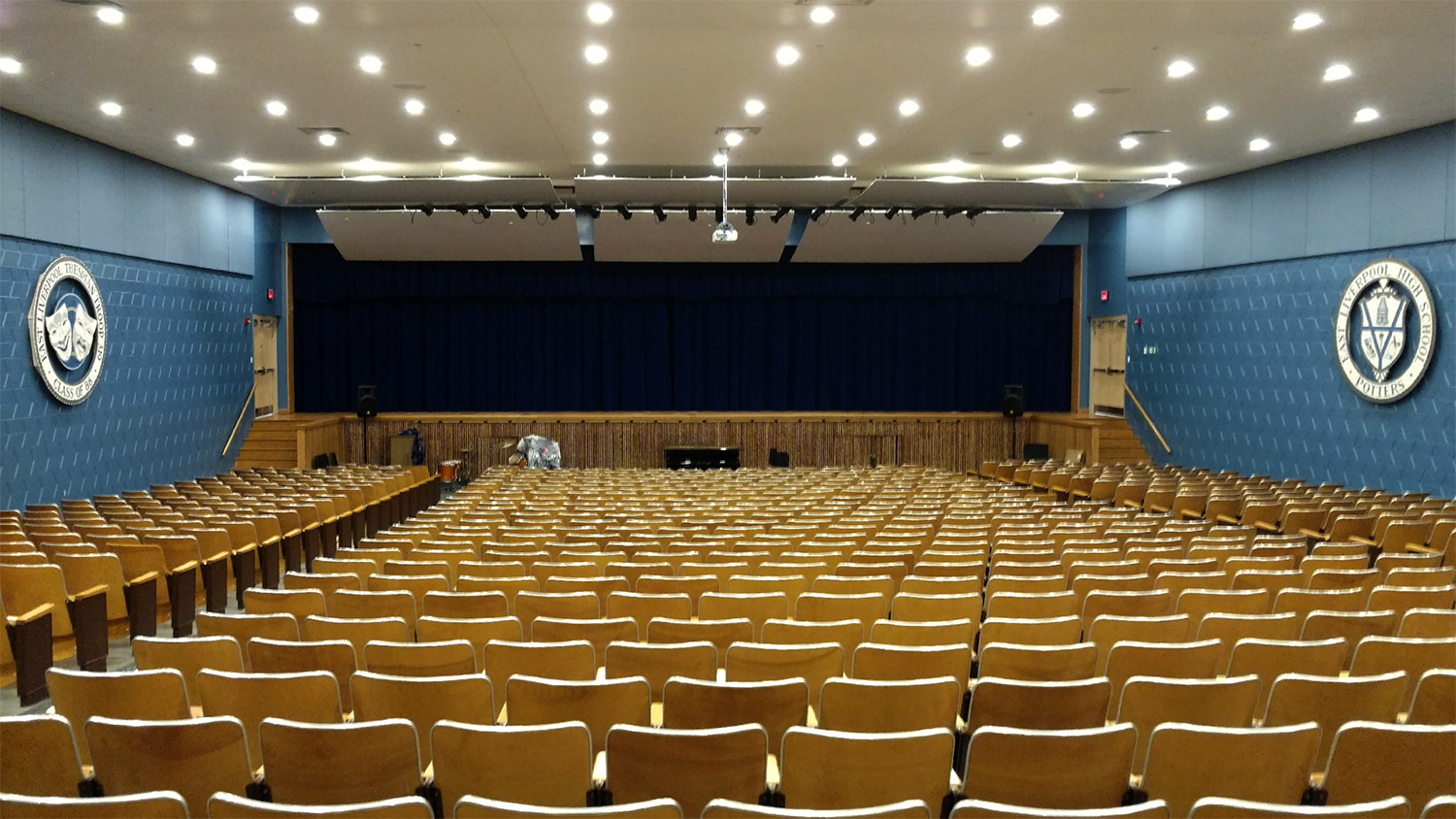 Image of the Auditorium – ELHS event area