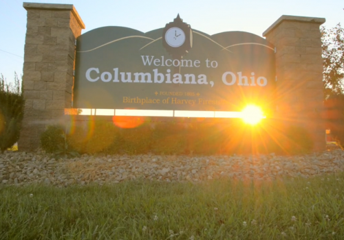 Portrait of Columbiana, Ohio