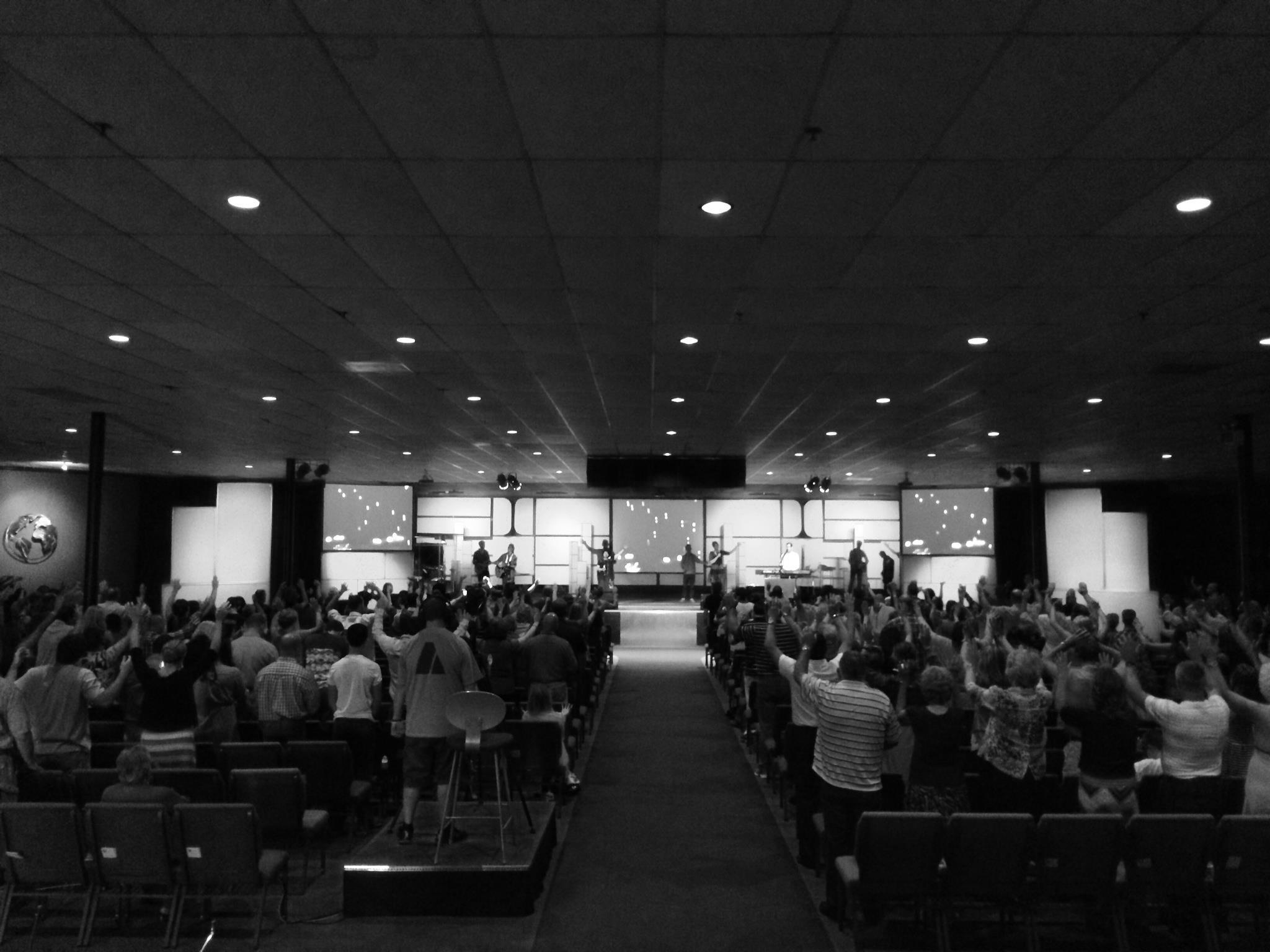 Image of the Auditorium – Zion event area